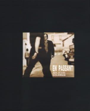 En Passant - Jean-Jacques Goldman - Partition - laflutedepan.com