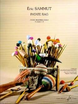 Patate Rag - Eric Sammut - Partition - Marimba - laflutedepan.com