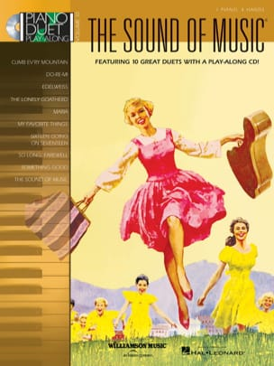 Piano Duet Play-Along Volume 10 - The Sound Of Music laflutedepan