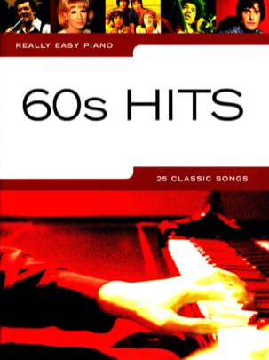 Really easy piano - 60's hits - Partition - laflutedepan.com