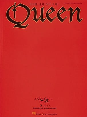 Queen - Best Of Queen - Partition - di-arezzo.co.uk