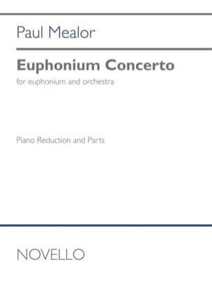 Euphonium Concerto Paul Mealor Partition Tuba - laflutedepan