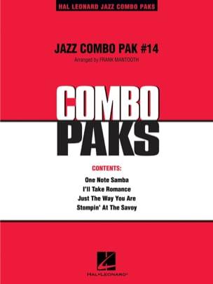 Jazz Combo Pak # 14 Partition ENSEMBLES - laflutedepan