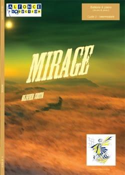 Mirage Olivier Costa Partition Batterie - laflutedepan
