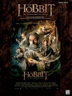 Le Hobbit - La Désolation de Smaug Howard Shore Partition laflutedepan
