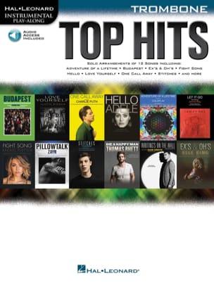 Top Hits - Trombone Partition Trombone - laflutedepan