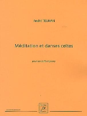 Méditation et danses celtes - André Telman - laflutedepan.com