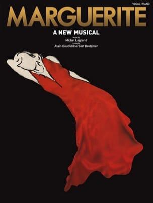 Marguerite Michel Legrand Partition Comédie musicale - laflutedepan