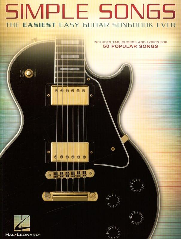 Simple Songs - Partition - Pop / Rock - laflutedepan.com