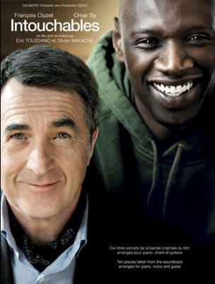 - Intouchables - FIlm Music - Partition - di-arezzo.co.uk