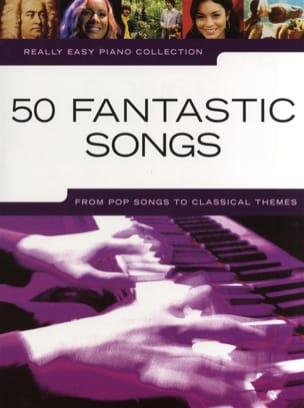 Really easy piano collection - 50 Fantastic songs laflutedepan