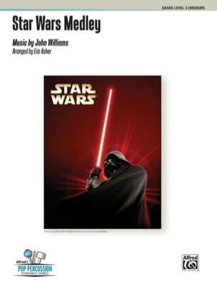 Star Wars Medley John Williams Partition laflutedepan