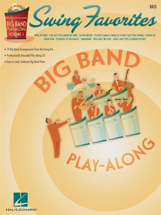 Big band play-along volume 1 - Swing favorites - laflutedepan.com