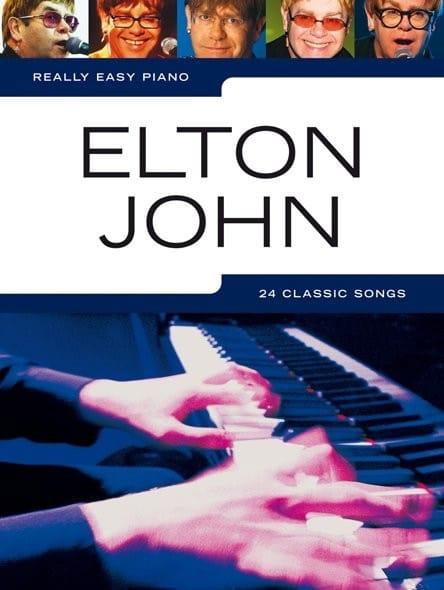 Really easy piano - Elton John - Elton John - laflutedepan.com