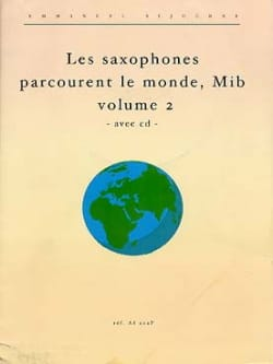 Emmanuel Séjourné et Philippe Velluet - ミブサックスが世界第2巻を歩き回る - Partition - di-arezzo.jp