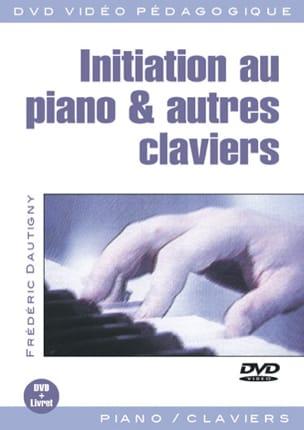 DVD - Initiation Au Piano & Autres Claviers laflutedepan
