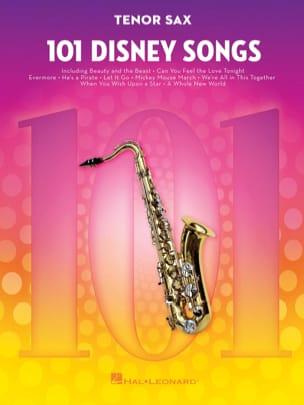 DISNEY - 101 Disney Songs - Partition - di-arezzo.fr