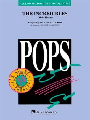 Incredibles (Main Theme) - Pops For String Quartets laflutedepan