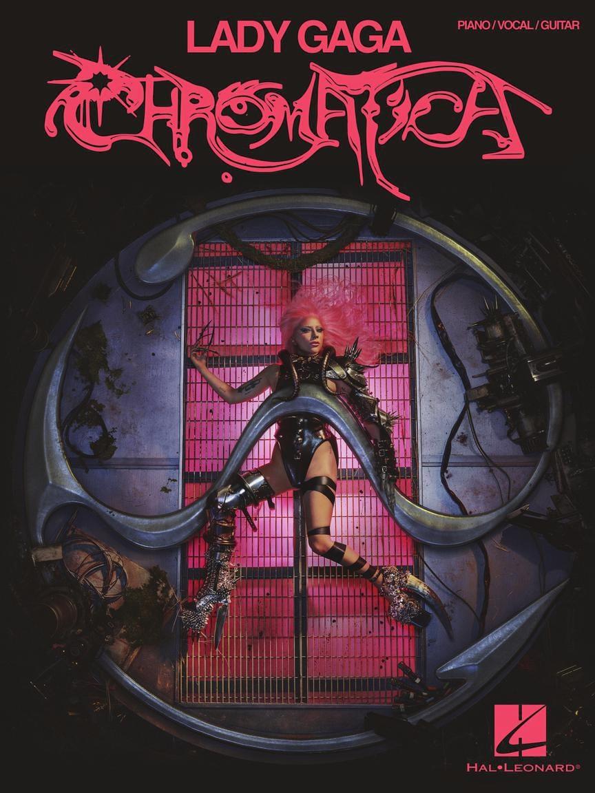 Chromatica - Lady Gaga - Partition - Pop / Rock - laflutedepan.com
