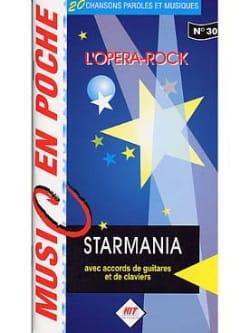 Music en poche N° 30 Starmania Partition laflutedepan