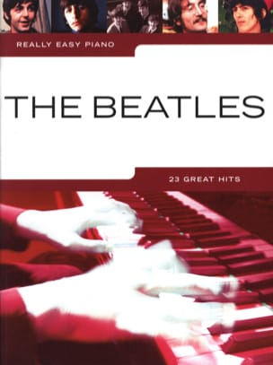 Really easy piano - The Beatles BEATLES Partition laflutedepan