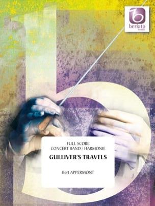 Gulliver's Travels - Bert Appermont - Partition - laflutedepan.com