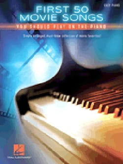 First 50 Movie Songs You Should Play on the Piano laflutedepan