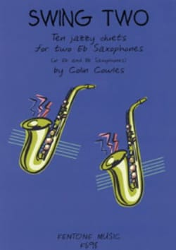 Swing Two - Ten Jazzy Duets Colin Cowles Partition laflutedepan