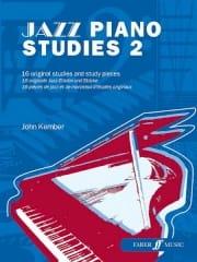 Jazz Piano Studies - Volume 2 John Kember Partition laflutedepan