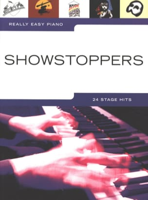 Really easy piano - Showstoppers Partition laflutedepan