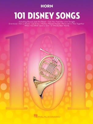 101 Disney Songs DISNEY Partition Cor - laflutedepan
