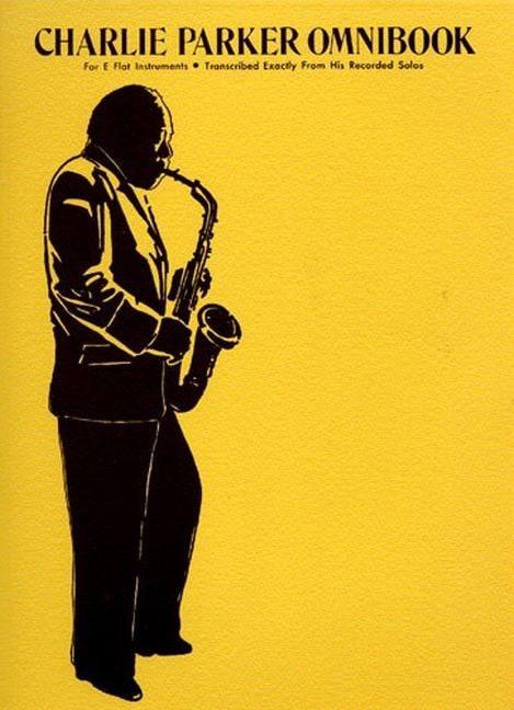 Charlie Parker Omnibook Eb - Charlie Parker - laflutedepan.com