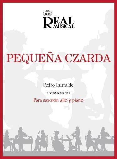 Pequena Czarda - Pedro Iturralde - Partition - laflutedepan.com