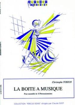 La Boite A Musique Christophe Torion Partition laflutedepan