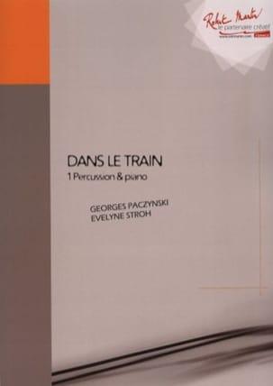Dans le Train Paczynski Georges / Stroh Evelyne Partition laflutedepan