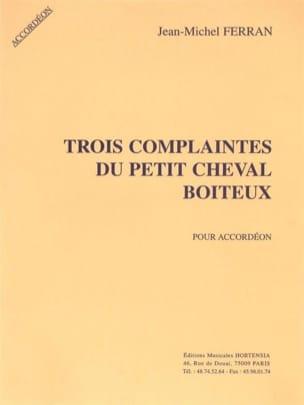 Trois Complaintes du Petit Cheval Boiteux laflutedepan