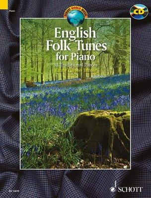 Traditionnel - Canciones populares inglesas para piano - Partition - di-arezzo.es