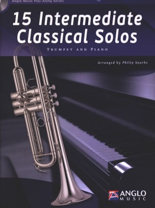 15 Intermediate Classical Solos Partition Trompette - laflutedepan