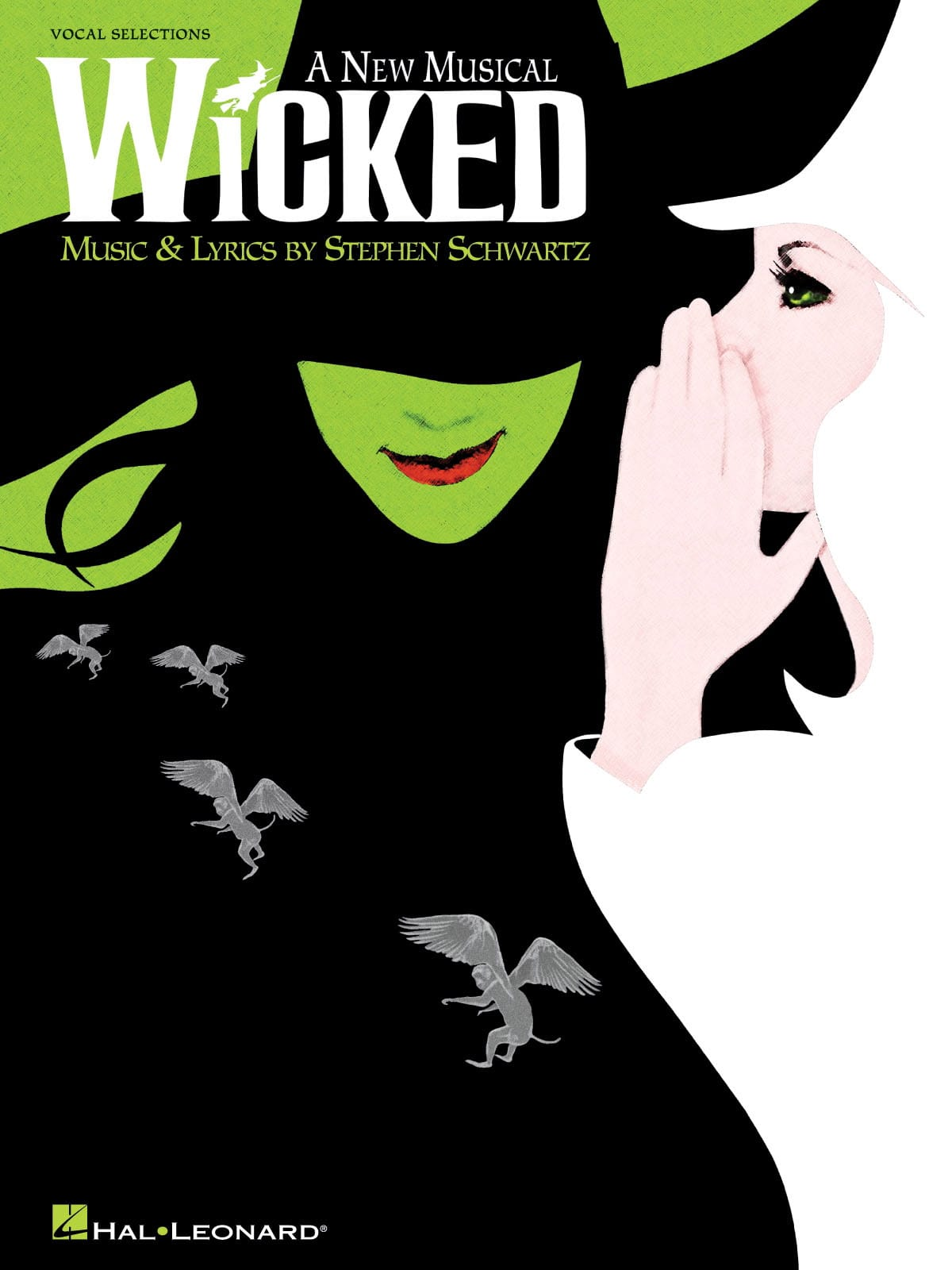 Wicked - A new musical - Stephen Schwartz - laflutedepan.be