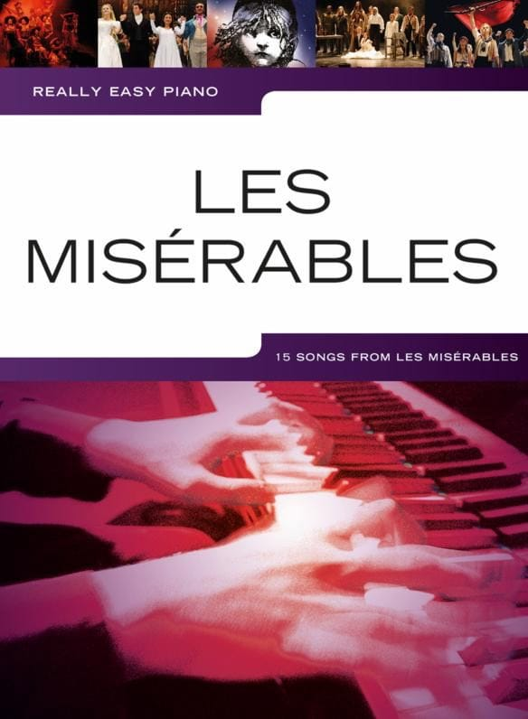 Really easy piano - Les Misérables - laflutedepan.com