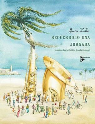 Recuerdo de una jornada - Javier Zalba - Partition - laflutedepan.com