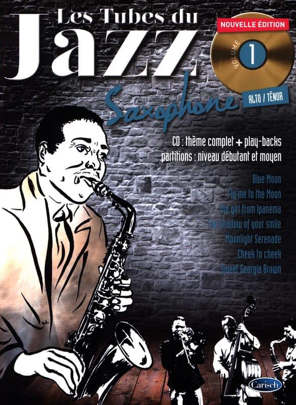 Les Tubes du Jazz Volume 1 - Partition - laflutedepan.com