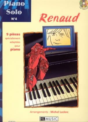 Piano Solo N° 4 - 9 pièces spécialement adaptées pour piano - laflutedepan.com