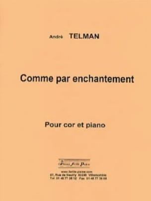 Comme par Enchantement - André Telman - Partition - laflutedepan.com