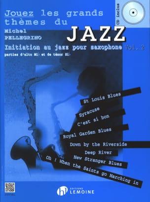 Jouez les grands thèmes du jazz volume 2 laflutedepan