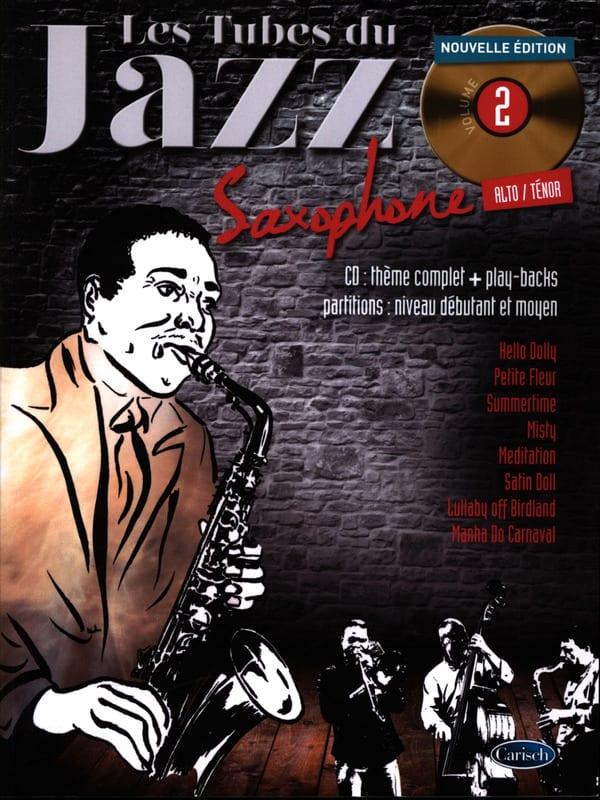 Les Tubes du Jazz Volume 2 - Partition - laflutedepan.com