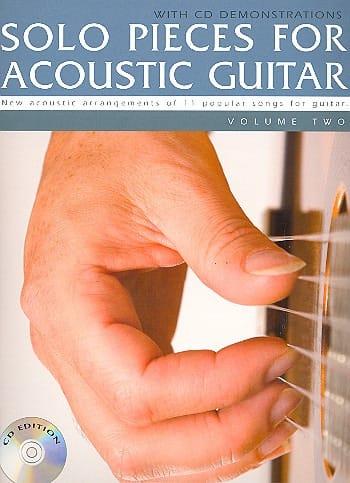 Solo Pieces For Acoustic Guitar Volume Two - laflutedepan.com
