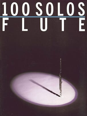100 Solos For Flute - Partition - laflutedepan.com