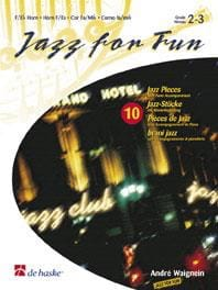 Jazz For Fun Grade 2-3 Partition Cor - laflutedepan