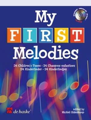 My First Melodies - Michiel Oldenkamp - Partition - laflutedepan.com